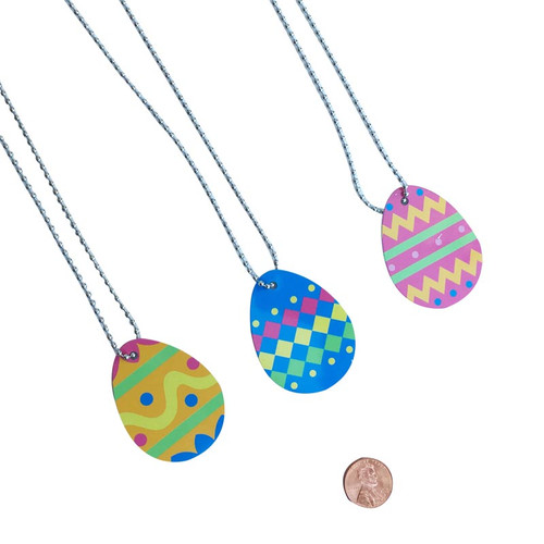 Easter Egg Dog Tags