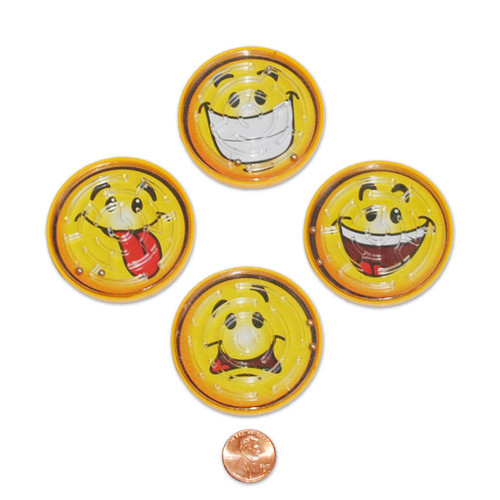 Smile Face Pill Puzzles