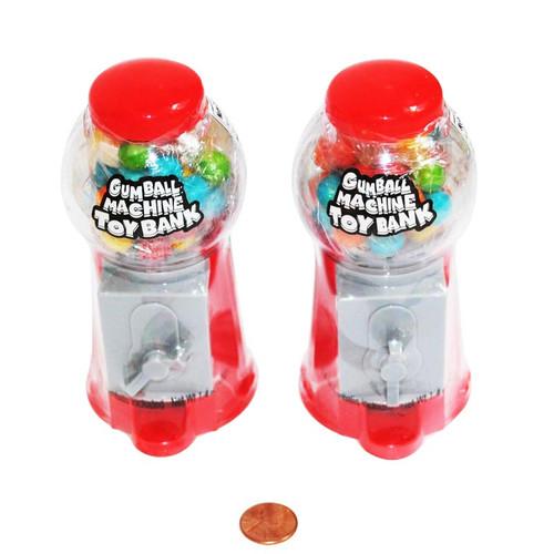Mini Gumball Machines