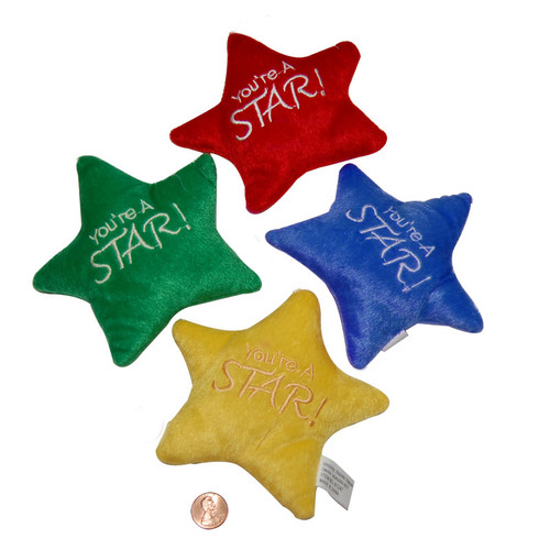Toddler Carnival Prize - Your a Star Plush