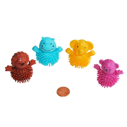 Animal Porcupine Finger Puppets