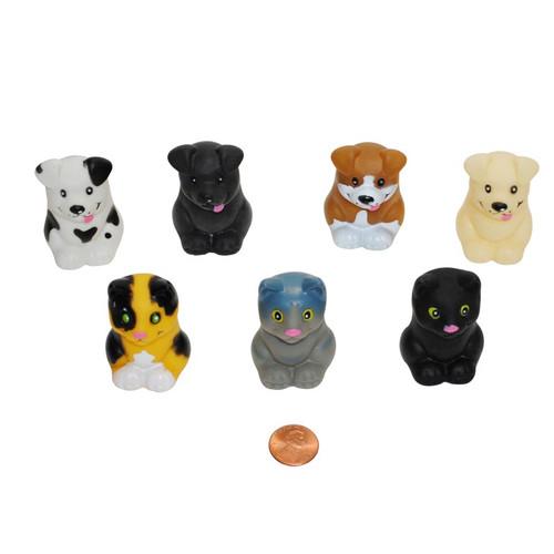 Cat & Dog Finger Puppets