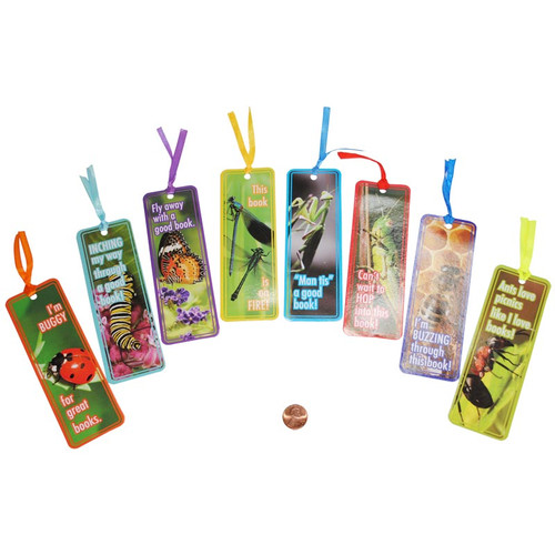 Cute Insect Bookmarks