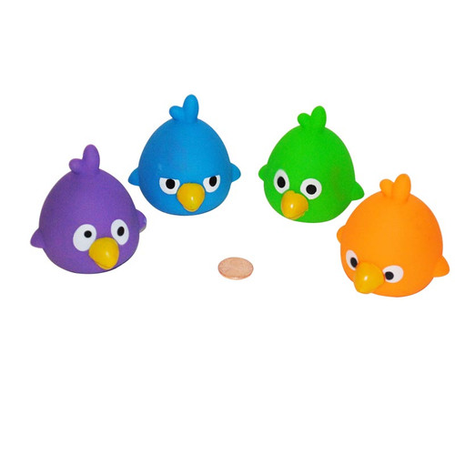 Crazy Bird Squirt Toys