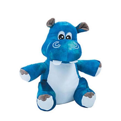 Plush Hippo Stuffed Animal Toy