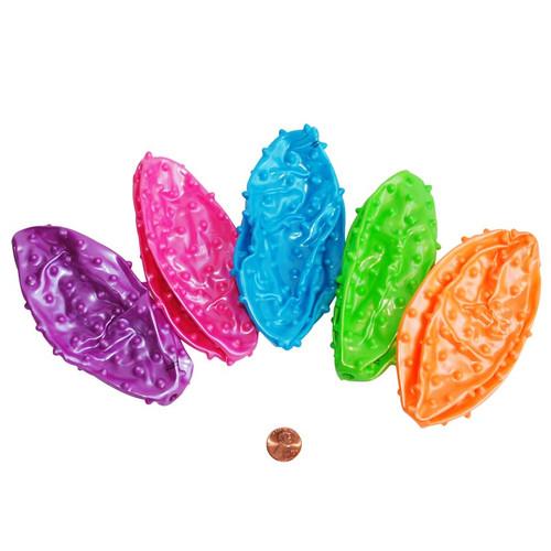 """5"""" Spike Balls deflated"""
