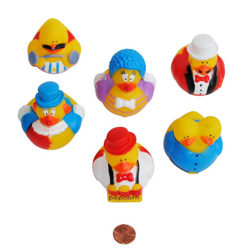 Carnival Rubber Duckies