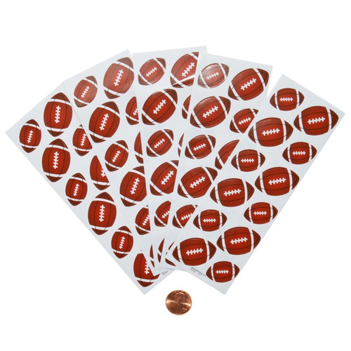 Football Sticker Sheets Wholesale