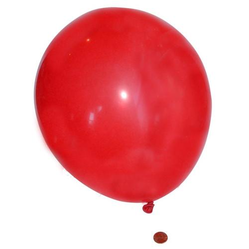 "Red 11"" Latex Balloons Bulk"