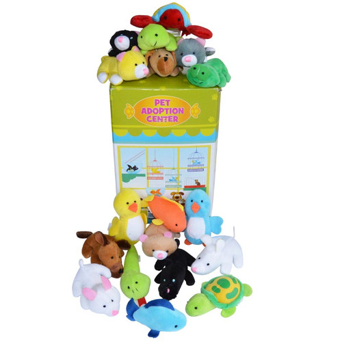 Mini Stuffed Animals Wholesale Pet Shop