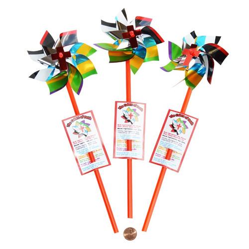 Christian Cross Pinwheels Wholesal