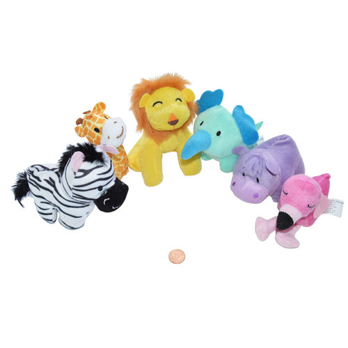 Mini Zoo Baby Animals Wholesale Toddler Safe Toy