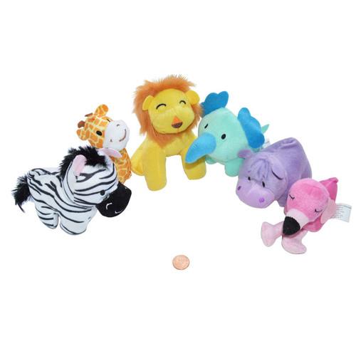 Mini Zoo Baby Animals Wholesale Toddler Safe Toy