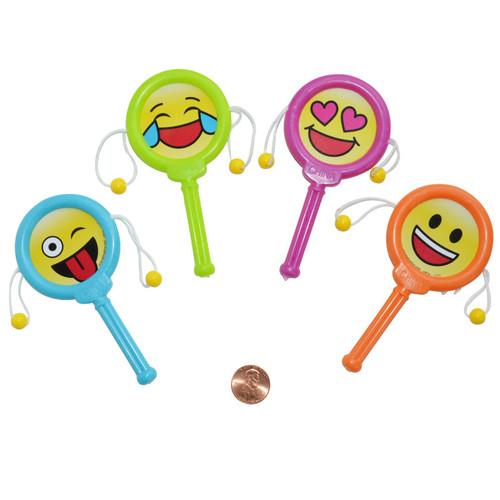Mini Emoji Noisemakers