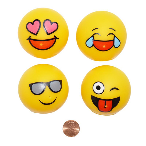Emoji Water Squirts Novelty Toy Small Toy