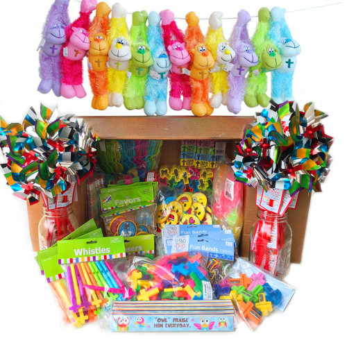 Christian Carnival Bulk Toys Wholesale