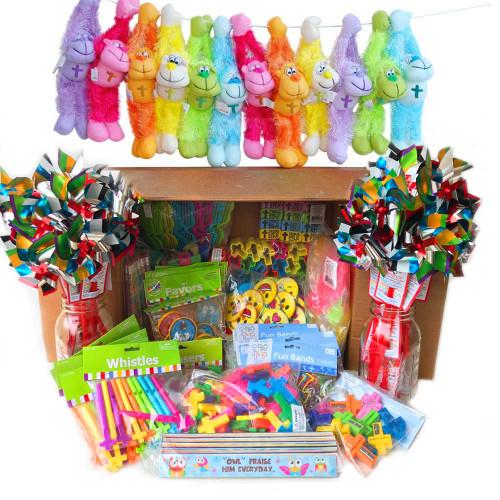 Christian Carnival Bulk Toys Wholesale
