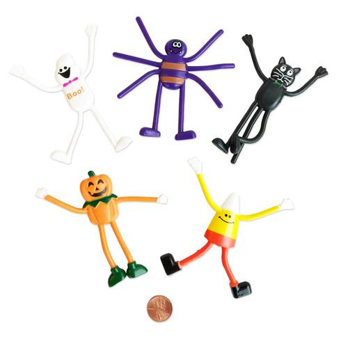 Bendable Halloween Characters