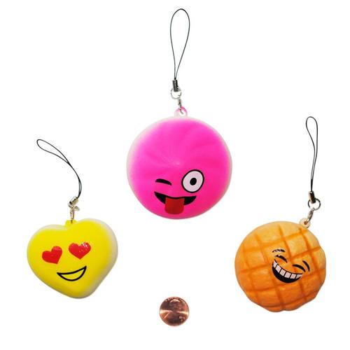 Emoji Squishies with Loop