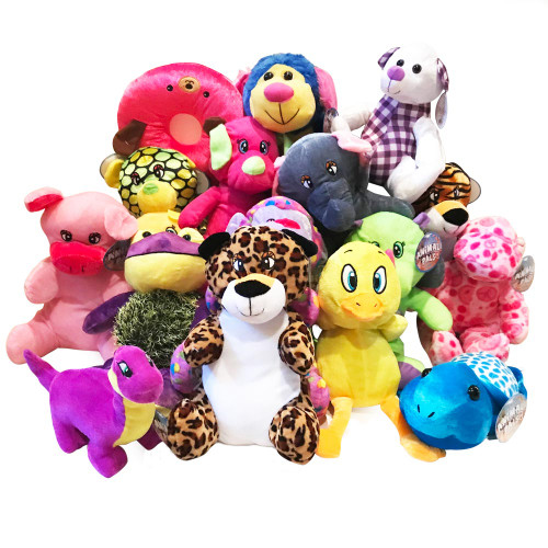 Carnival Animal Assortment (36/box) $4.36 each