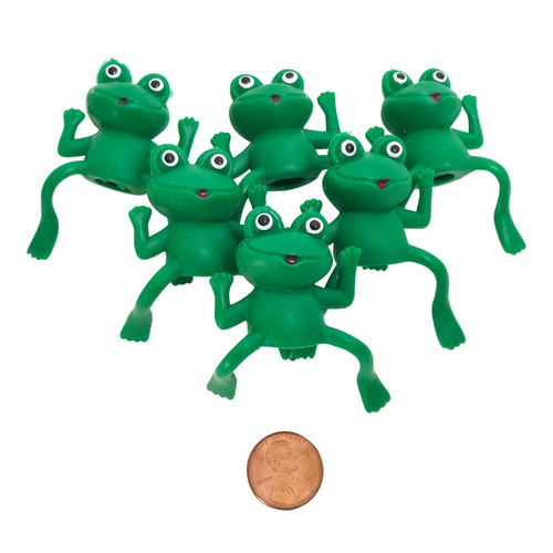 Froggy Finger Puppets Small Toy - Wholesale