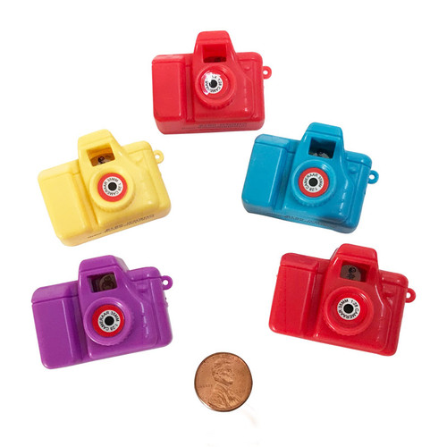 Mini Silly Monster Toy Cameras - Small Novelty Toy