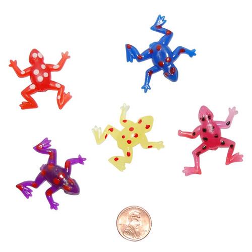 Sticky Stretchy Frog Small Toys