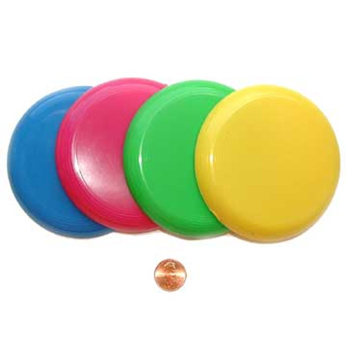 Mini Flying Saucers (144 total toys in 2 bags) 14¢ each