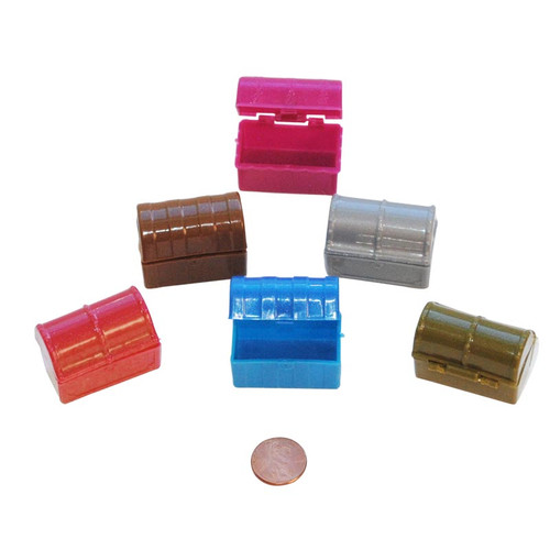 Mini Treasure Chest (54/package) 20¢ each