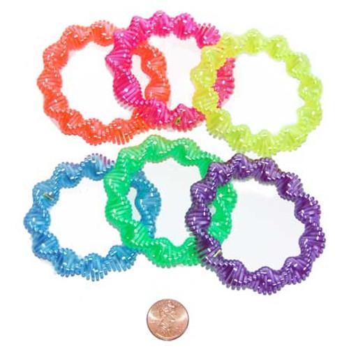 Twist Coil Bracelets (12/package) 23¢ each