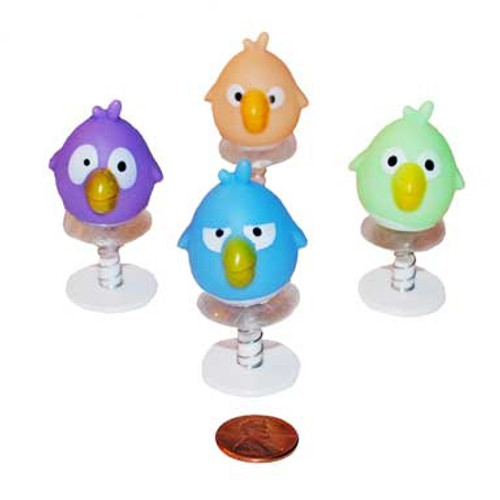 Crazy Birds Pop-Up Toy (48 total pop up toys in 2 bags) 32¢ each