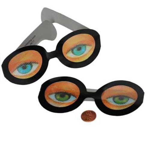 Cardboard Silly Glasses - fun toy