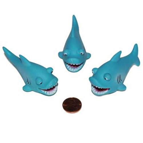 Mini Shark Squirt Toys (24 total shark squirts in 2 bags) 44¢ each