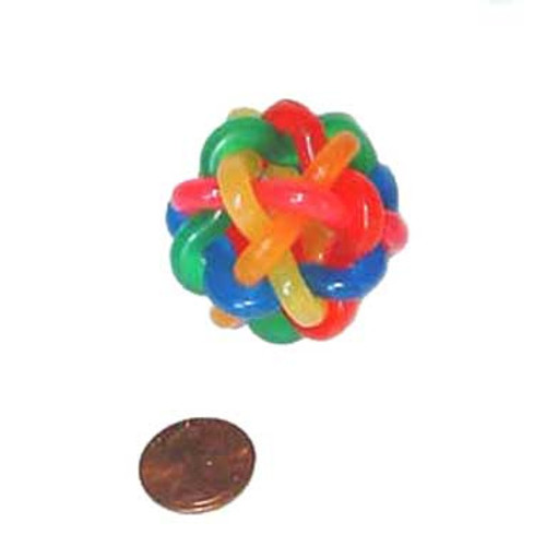 Colorful Intertwine Ball (24 total balls in 2 bags) 54¢ each