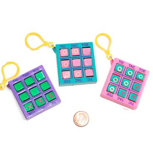Tic Tac Toe Game (12/package) 69¢ each