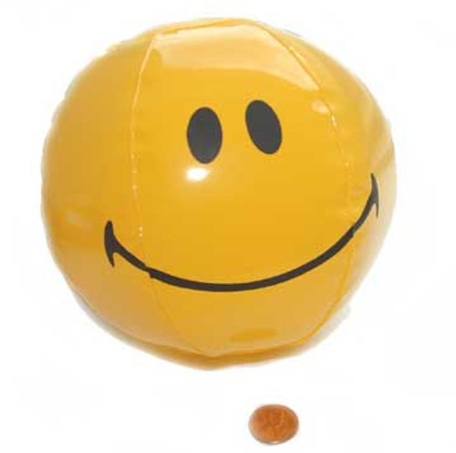 Mini Smile Beachball (24 total beach balls in 2 bags) 56¢ each