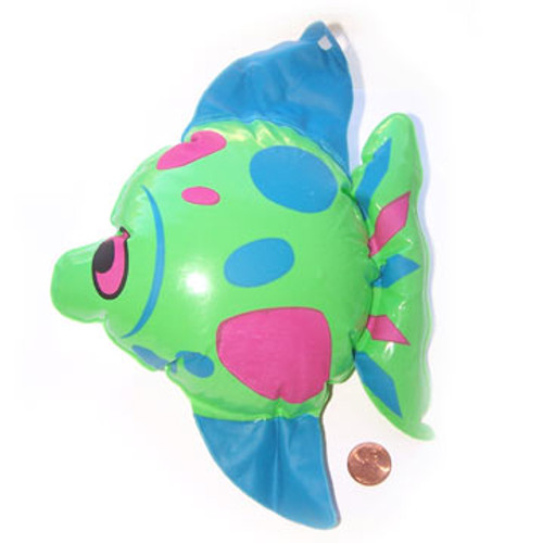 Mini Inflate Fish (24 total pieces in 2 bags) 77¢ each