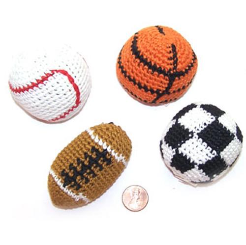 Sport Ball Kick Balls (24 total kick balls in 2 boxes) 80¢ each