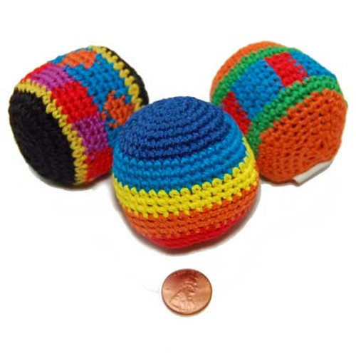 Colorful Kick Balls (24 total balls in 2 boxes) 74¢ each