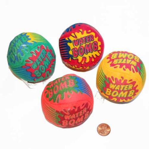 Water Bomb Soaker Balls (24 total soaker balls in 2 bags) 77¢ each