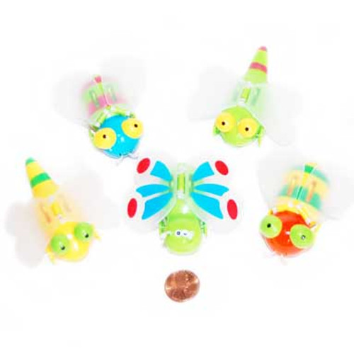 Wind Up Crawling Bugs (24 total wind up bugs in 2 bags) 98¢ each