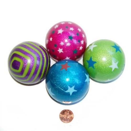 Metallic Bouncing Balls (48 total bouncing balls in 2 bags) 99¢ each