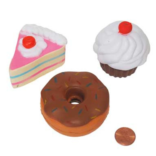 Sweet Treat Stress Toys (24 total toys in 2 boxes) $1.08 each