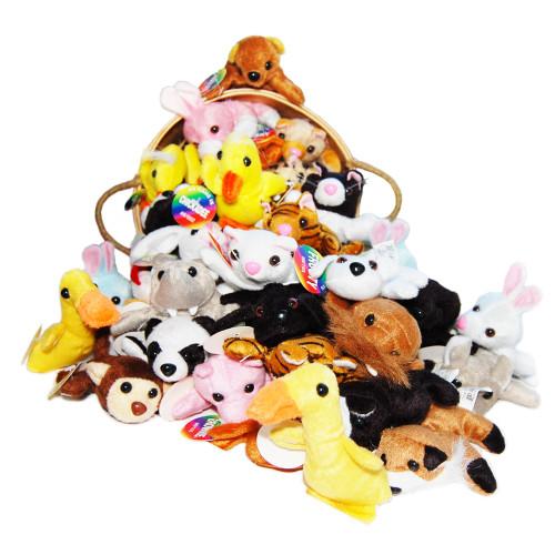 Mini Stuffed Animals - Carnival Toys - Wholesale