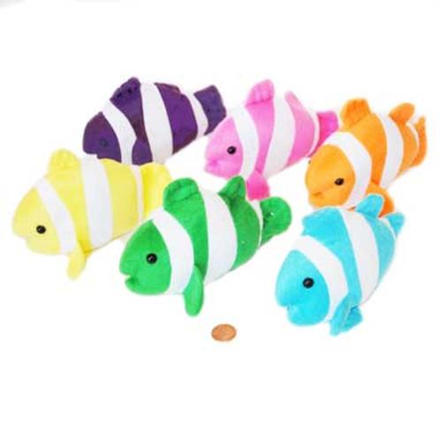Clown Fish Stuffed Animals