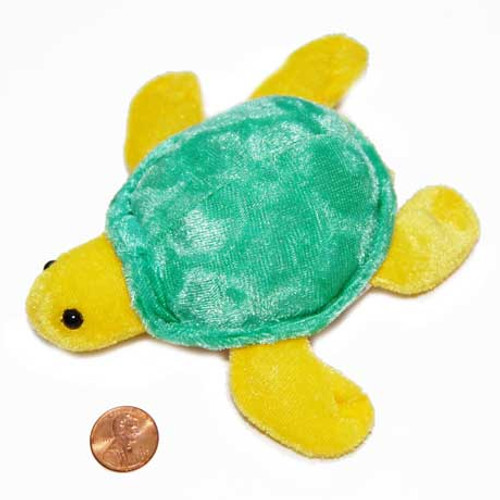 Stuffed Sea Turtle (24 total turtles in 2 bags) $1.29 each