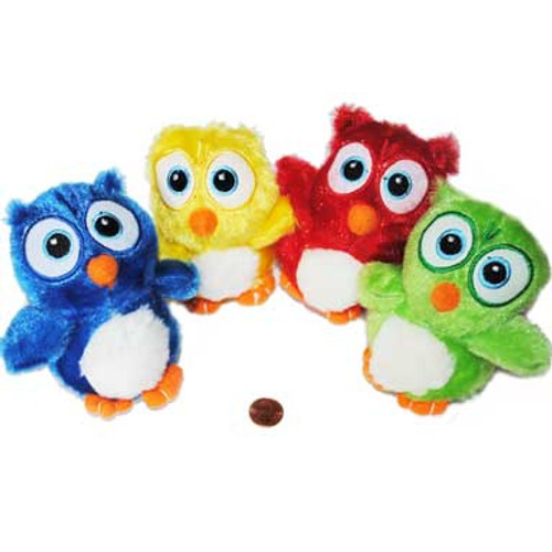 Stuffed Owls (24 total pieces in 2 bags) $1.81 each