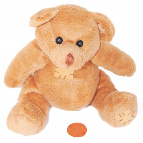 Patchwork Teddy Bear (24 total stuffed bears in 2 bags) $2.15 each