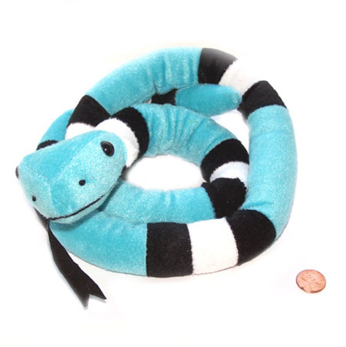 Stuffed Snakes (24 total snakes in 2 bags) $1.90 each