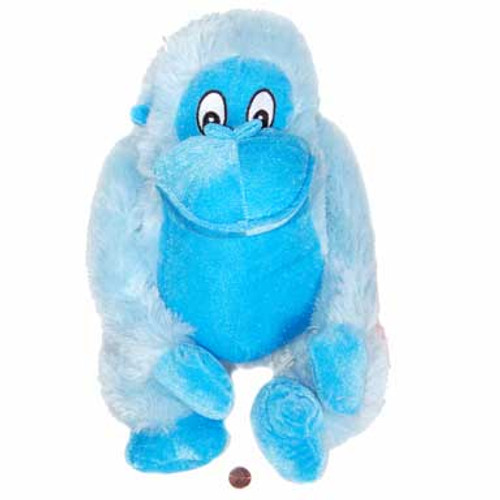 Stuffed Big Blue Monkey $8 each